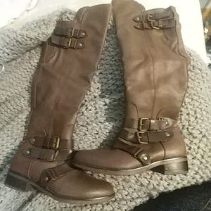 Dv Dolce Vita Lucile Boot 6.5 brown